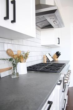 2020 is around the corner... Is your kitchen ready? Read up on the latest trends in cabinets, appliances, backsplash, flooring + more to discover the best ideas for your 2020 kitchen remodel. #KitchenTrends2020 #KitchenDesignIdeas