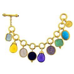 Elizabeth Locke | Charm Bracelet | Bigham Jewelers, Naples Florida Jewelers