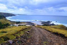 Typical wild coast roads (Coffee Bay)