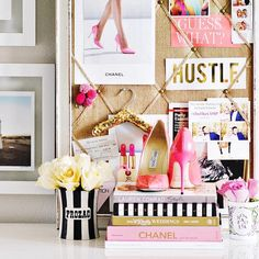 Rachel George @shoprachelgeorge Darling desk @k...Instagram photo   Websta (Webstagram)