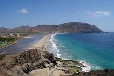 Praia de São Pedro, Ilha de São Vicente, Cabo Verde