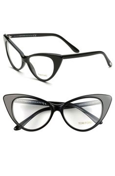 Get your reading on! Tom Ford Cats Eye Optical Glasses Controla tu vision cada año, lee nuestro blog para prevenir