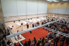 Arkitektskolen Aarhus fylder 50 år: Fejringen er i gang - C.F. Møller. Photo: Arkitektskolen Aarhus