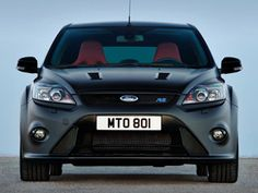 Hot Hatches: Ford Focus RS