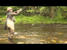 Fly fishing tactics in tough river conditions