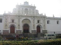 Saint Joseph Cathedral~ Antigua, Guatemala. Built in 1680