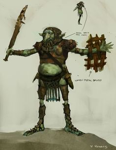 Goblin Raider from Rift