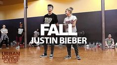 Fall - Justin Bieber / Ian Eastwood ft Chachi Gonzales Choreography / 31...