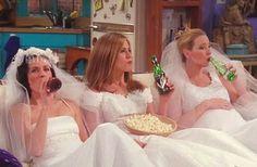23 livslärdomar vi fick av serien Friends