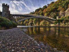 Craigellachie Bridge (HDR)