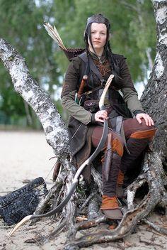 scriiipt:  Meril in the trees by Ben Gun http://flic.kr/p/oaX5fC