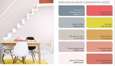 As cores para decorar em 2017