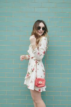 Spring style on What Olivia Did