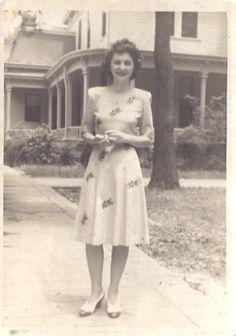 A woman named Helen in Georgia in 1944