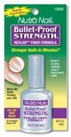 Nutra nail strengthener solution with kevlar fiber formula