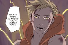 One of Spark's flaws is that the more he gets emotional, the more Zapdos takes over, since they've been bonded for so long. When he gets really furious he turns feral, hence Instinct. Pokemon Go Comics, Pokemon Memes, Pokemon Funny, Pokemon Fan Art, My Pokemon, Pokemon Stuff, Pokemon Go Images, Pokemon Pictures, Pokemon Go Teams Leaders