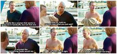 NCIS LA - Callen and Sam quotes - Making fun of Deeks! - 19 Reasons Why Sam And Callen Are The Best Partners: NCIS Los Angeles - NCIS: Los Angeles - CBS.com