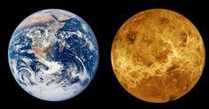 Novo estudo sugere que Vênus pode ter sido perfeitamente habitável já na época que a Terra ainda estava formando sua vida..