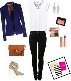 Outfit inspiration: de fancy look