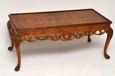 burr-walnut-coffee-table-finely-carved