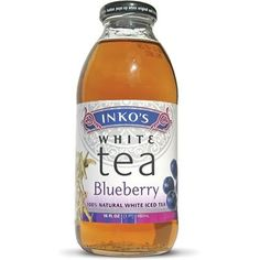 Inko's Ready to Drink White Blueberry Tea 16 oz. (Pack of 12) * Check out the image by visiting the link.