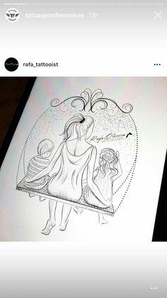 unique tattoo ideas for women - tattoos - . - 44 unique tattoo ideas for women for unique tattoo ideas for women - tattoos - . - 44 unique tattoo ideas for women for - Mama Tattoos, Family Tattoos, Body Art Tattoos, Tatoos, Disney Tattoos, Shape Tattoo, I Tattoo, Tattoo Mutter, Tattoos Familie