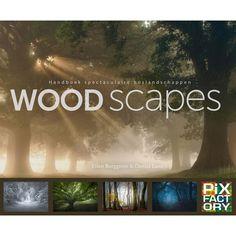 Woodscapes - tot 28-03-2020 voor de voorverkoopprijs - Ellen en Daniël nemen je stap voor stap mee naar het bos. Van het ontwikkelen van een persoonlijke visie tot scouten in het veld en van uitvoering tot en met de nabewerking. Na het lezen van dit boek wil je niets liever dan zelf spectaculaire woodscapes vastleggen.
