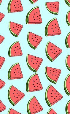Imagem de food, wallpaper, and watermelon