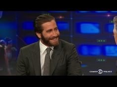 COMPLETE INTERVIEW: Jon Stewart Interviewes Jake Gyllenhaal On The daily...