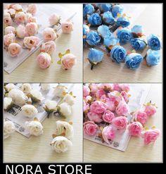 O envio gratuito de New chegada (100pcs/bag) Artificial Camellia decorações do casamento Flores Multicolor Para Choise três centímetros FL041 $9.08