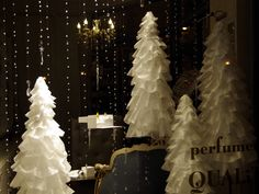 Perfumeria Quality, Poznan. ANANDA #winter #decoration #2015