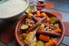 Une version du couscous très facile et rapide à faire, délicieuse et accessible au plus grand nombre