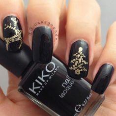 christmas by cassgooner #nail #nails #nailart