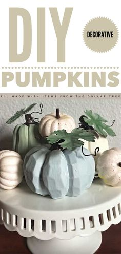 Dollar Tree Pumpkin Chair Covers High Table And Chairs Outdoor 159 Best Store Crafts Ideas Etc Images Candles This Diy Is The Perfect Way To Dress Up Your Home For Autumn