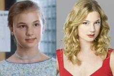 NOW: Emily VanCamp as Emily Thorne in Revenge