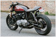 Honda CB 550 - Cognitomoto - Pipeburn