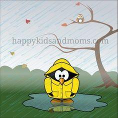 Rain Rain Go Away Rhyme Lyrics - Happy Kids and Moms Rhymes Lyrics, English Rhymes, Rain Go Away, Going To Rain, Going Away, Happy Kids, Pikachu, Hana, Fictional Characters