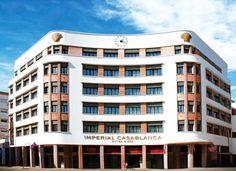 Impérial hôtel & spa – Casablanca : La mémoire sauvegardée #architecture #maroc #magazine