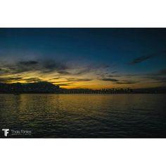 Curte? ;) www.facebook.com/thaisfontesfotoedesign 👍😄 #Urca #muretadaurca #pordosol #sunset #riodejaneiroinstagram #riodejaneiro #brazil #photography #nature