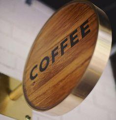#facades #coffee #sign
