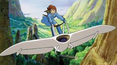 nausicaa of the valley of the wind tattoo - Google Search
