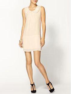 Ya Los Angeles Peterpan Dropwaist Dress   Piperlime $54