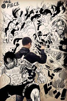 Sakazuki Tattoo