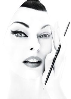 Linda Evangelista by Steven Meisel