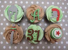 Cupcakes, nutella, espartanos, heineken