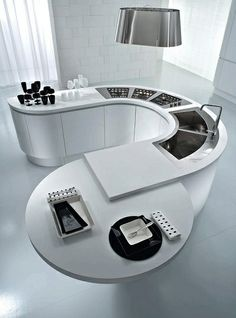 Best 1000 Images About Ultra Modern Kitchens On Pinterest 400 x 300
