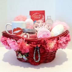165 Best Creative Baskets Gifts Sets Images Basket Gift Gifts