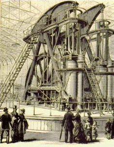 Corliss Steam Engine near Smithville, TX