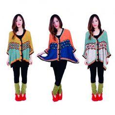 Miss Hoe Web Store : arale sweater cardigan - MH11F-0037    $145