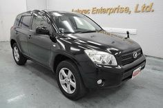 Japanese vehicles to the world: 2007 Toyota RAV4 G for Kenya to Mombasa - Ref No:1...